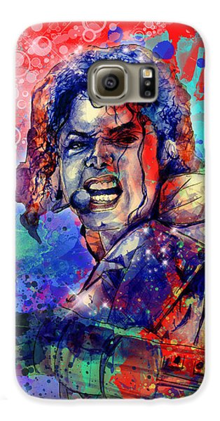 Michael Jackson 8 Galaxy S6 Case