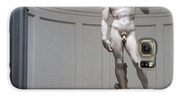 Michelangelo's David Galaxy S6 Case by Nathan Rupert