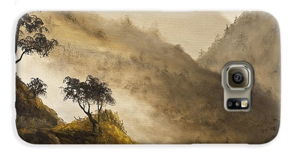 Misty Hills Galaxy S6 Case