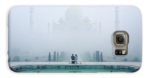 Misty Taj Mahal Galaxy S6 Case
