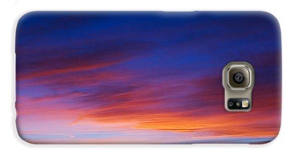 Mogollon Rim Afterglow Galaxy S6 Case