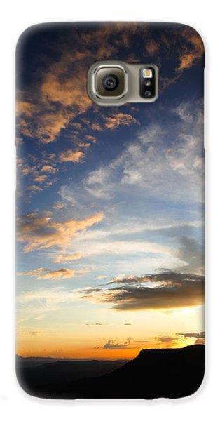 Mollogon Rim Twilight Galaxy S6 Case