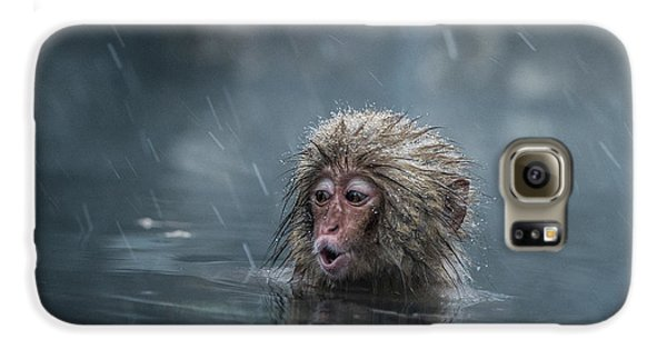Ape Galaxy S6 Case - Mom! by Takeshi Marumoto