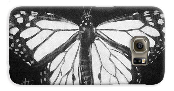 Monarch Butterfly Galaxy S6 Case