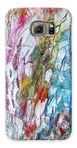 Monet's Garden Galaxy S6 Case