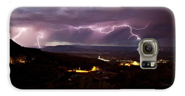 Monsoon Lightning Jerome Galaxy S6 Case