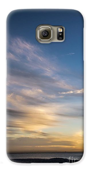 Moon Over Doheny Galaxy S6 Case