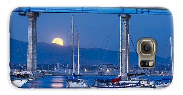 Moonlight Mooring Galaxy S6 Case