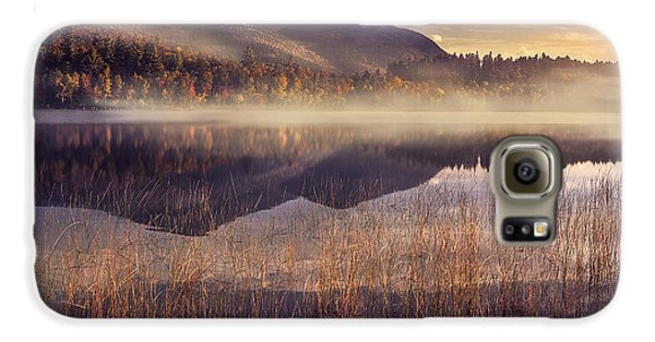 Morning In Adirondacks Galaxy S6 Case