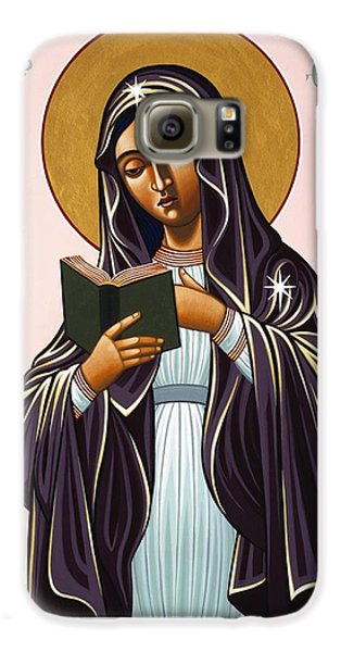 Mother Of The Incarnate Word 071 Galaxy S6 Case