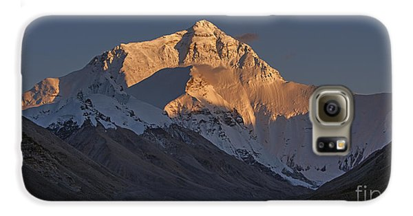 Mount Everest At Dusk Galaxy S6 Case
