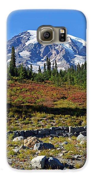 Mount Rainier Galaxy S6 Case