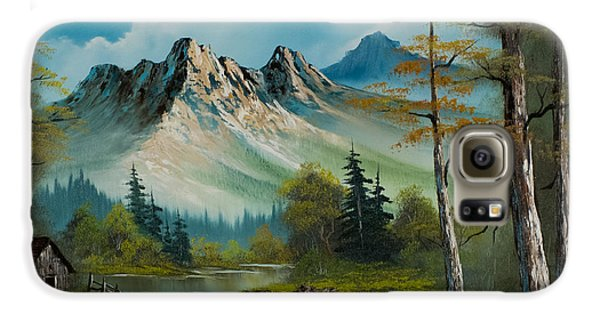 Mountain Retreat Galaxy S6 Case