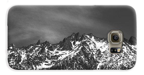 North Cascade Mountain Range Galaxy S6 Case by Yulia Kazansky