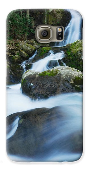 Mouse Creek Falls In Colour Galaxy S6 Case