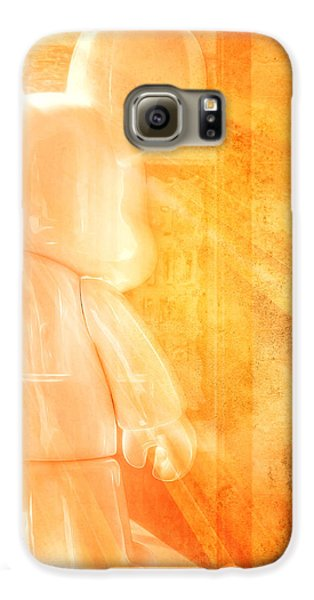 Mice Galaxy S6 Case - Mouse Number 7 by Scott Norris