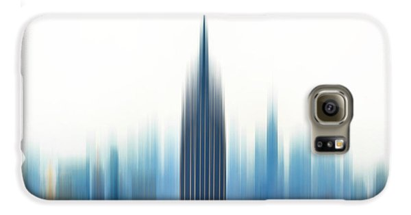 Empire State Building Galaxy S6 Case - Moving An Empire by Az Jackson