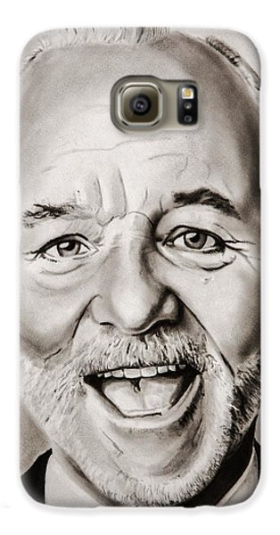 Mr Bill Murray Galaxy S6 Case by Brian Broadway