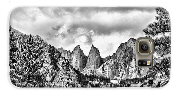 Mt. Whitney Galaxy S6 Case by Peggy Hughes