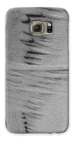 Music Of Sand Galaxy S6 Case by Yulia Kazansky