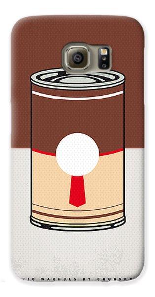 Tomato Galaxy S6 Case - My Mario Warhols Minimal Can Poster-donkey Kong by Chungkong Art