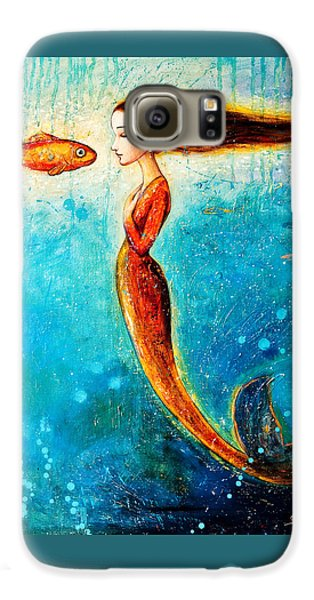 Mystic Mermaid II Galaxy S6 Case