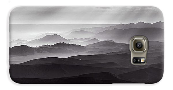 Airplanes Galaxy S6 Case - Namib Desert By Air by Richard Guijt