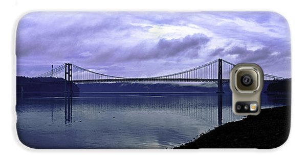 Galaxy S6 Case featuring the photograph Narrows Bridge by Anthony Baatz