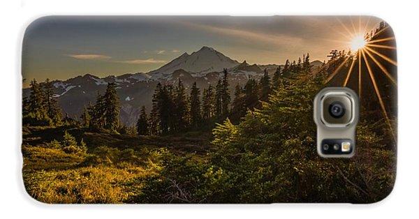 Nature Beams Galaxy S6 Case