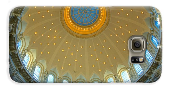 Naval Academy Chapel Side Dome Galaxy S6 Case