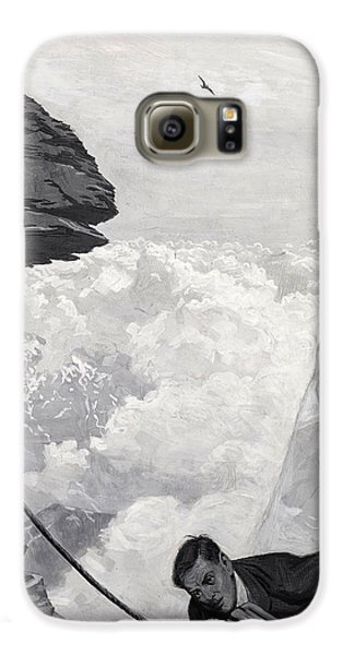 Nearly There Galaxy S6 Case by Arthur Herbert Buckland