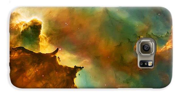 Nebula Cloud Galaxy S6 Case