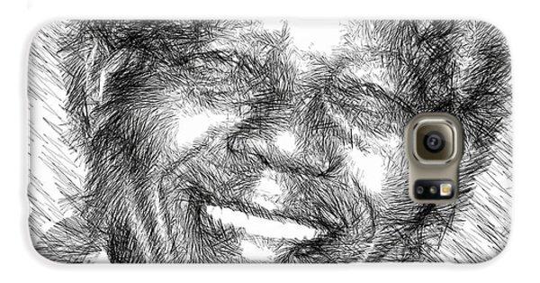 Nelson Mandela Galaxy S6 Case