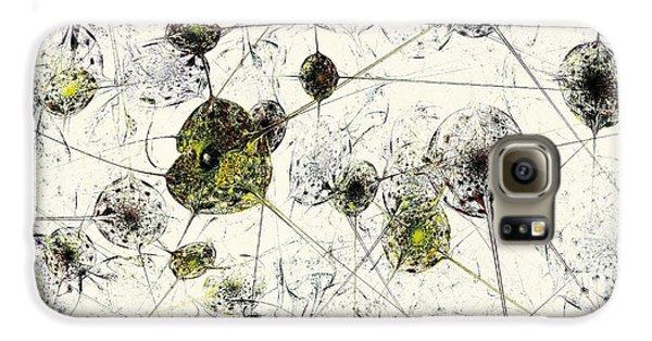 Doctor Galaxy S6 Case - Neural Network by Anastasiya Malakhova