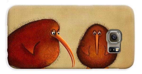 New Arrival. Kiwi Bird - Sweet As - Boy Galaxy S6 Case