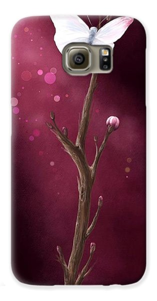 New Life Galaxy S6 Case by Veronica Minozzi