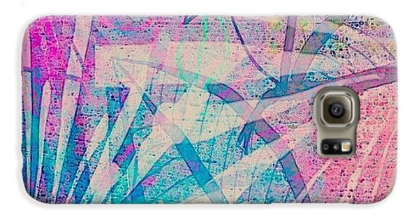 Design Galaxy S6 Case - New #paper #designs For My Download by Robin Mead