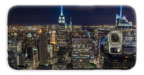 New York City Galaxy S6 Case