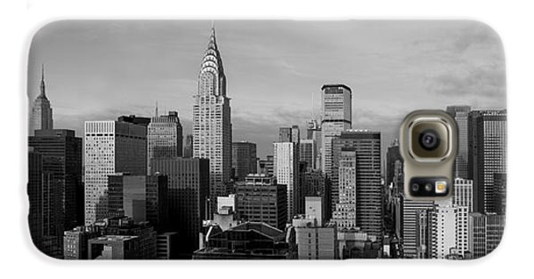 New York City Skyline Galaxy S6 Case by Diane Diederich