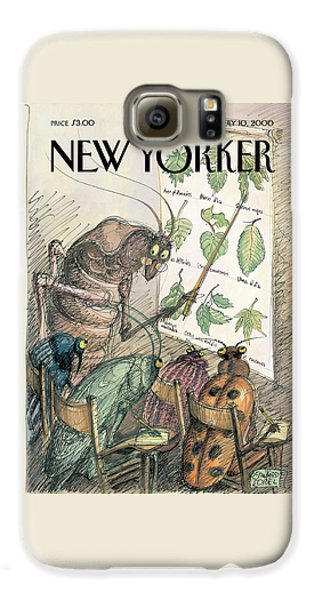 New Yorker July 10th, 2000 Galaxy S6 Case