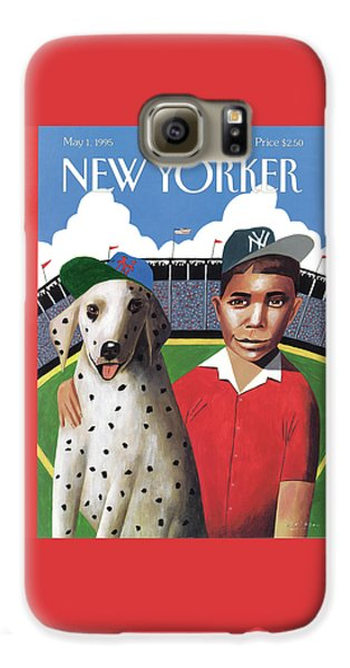 New Yorker May 1st, 1995 Galaxy S6 Case