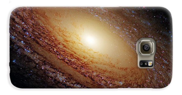 Space Galaxy S6 Case - Ngc 2841 by Ricky Barnard