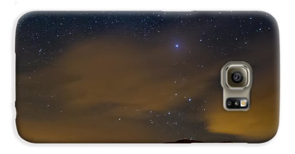 Night Sky Galaxy S6 Case