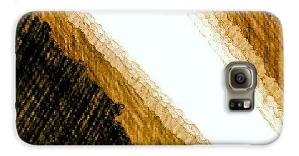 Bright Galaxy S6 Case - Nightlight #1stangel #art by Abbie Shores
