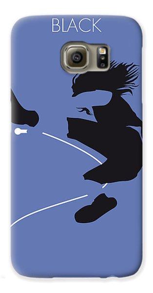 No008 My Pearl Jam Minimal Music Poster Galaxy S6 Case by Chungkong Art