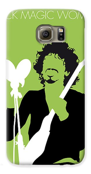Magician Galaxy S6 Case - No046 My Santana Minimal Music Poster by Chungkong Art