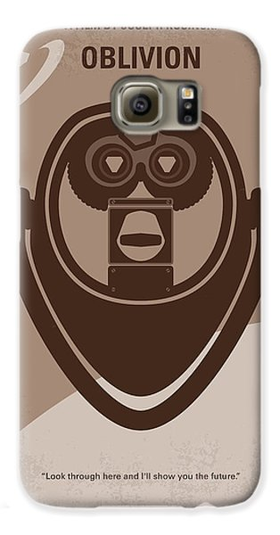 Aliens Galaxy S6 Case - No217 My Oblivion Minimal Movie Poster by Chungkong Art