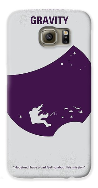 No269 My Gravity Minimal Movie Poster Galaxy S6 Case