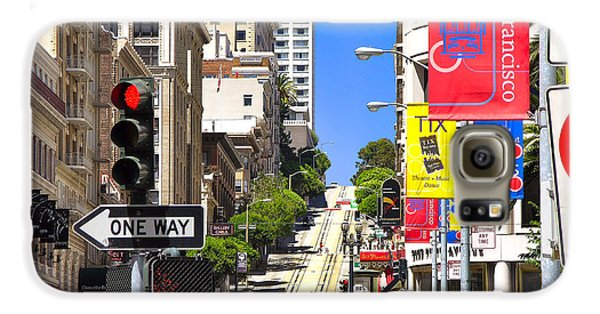 Nob Hill - San Francisco Galaxy S6 Case