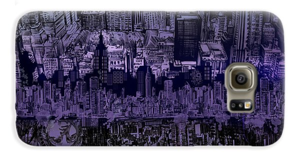 Nyc Tribute Skyline Galaxy S6 Case